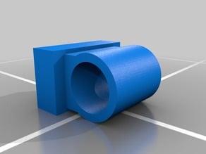 Linear bearing holder for homemade 3d printer