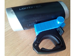 Bike Headlight Mount (Sigma Lightster)