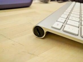 Apple Wireless Keyboard Battery Screw Plug