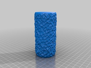 Cobblestone seamless texture roller (Cleaned)