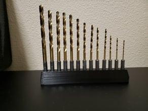 1/4 Drill Set Holder
