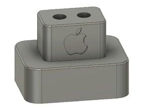 Apple pencil charging dock