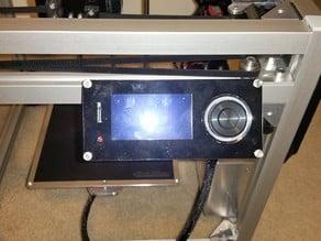 Viki2 LCD Panel 20mm Extrusion Mount