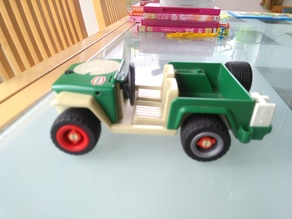 Playmobil Radnabe - Playmobil Wheel Hub