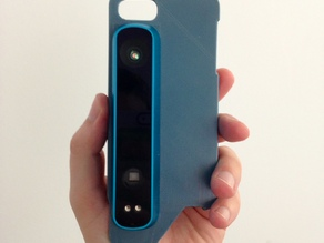 Structure Sensor iPhone 5/5s reinforced case/bracket