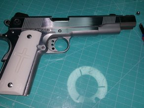 1911 Grips with Cross