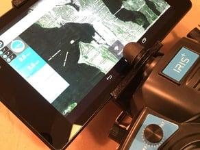 Nexus7 2013 mount for 3DR IRIS