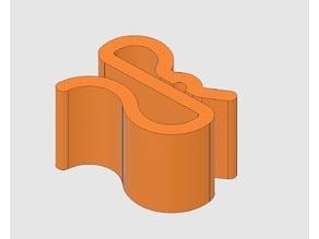 1.75 mm Filament Clip to Spool