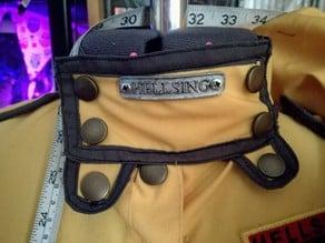 Hellsing Brooch - Seras uniform