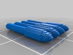 (3D Slash) Missiles