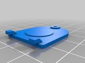 Dreamcast VMU Battery Cover / Tapa Pilas VMU