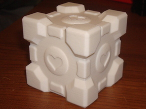 Companion Cube Upgrade