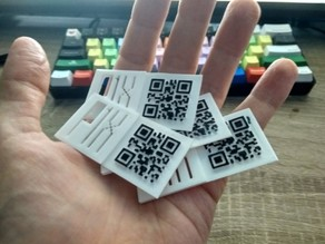 P1X QRCode TAG