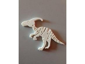 Dinosaur articulated (Dinosaure Articulé)