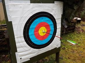 Whistler arrow