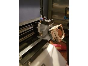MP Mini Dual Fan Shroud 30/40mm