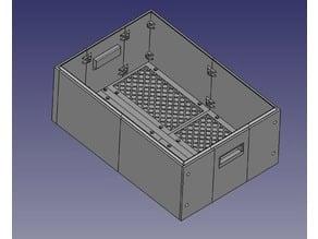 Modular compost bin