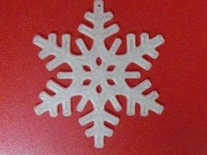 Snow Flake 021