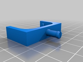 Raspberry Pi Camera Module Mount for Robo3d - Slim