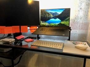 laptop stand for vittsjo table