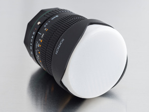 Lens Cap (Samyang 8mm Fisheye)