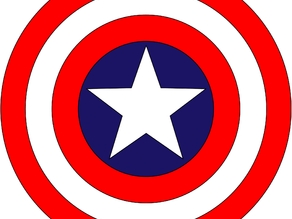 Captain America's Shield/Logo