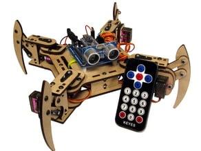 mePed v2 Quadruped Robot