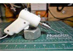 Miniature hand drill