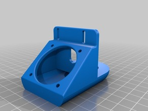 Prusa i3 Fan Duct for J-Head & Wade Extruders