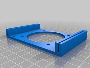 Printrbot Simple Metal electronics fan holder