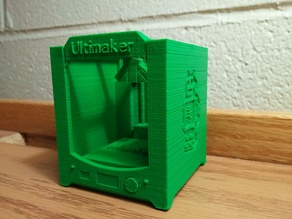 Ultimaker 2 Ornament
