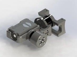 Qav 400 Brushles Gimbal for Mobius Action Cam & Boscam HD 19