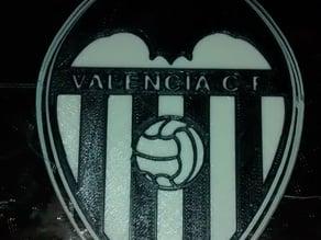 Escudo Valencia FC 2 colores