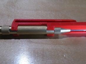 Automatic Center Punch Visor Holder