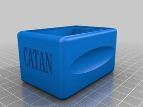 Catan Cube Box