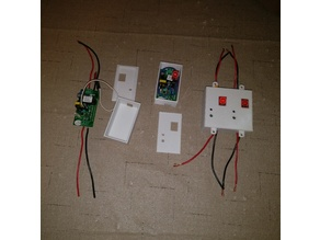 Sonoff Switch Housings
