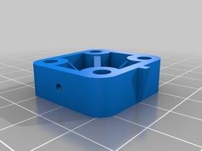 3D labprint Edge motormount for RAY C3536 motor (25 x 25 mm mounting holes)