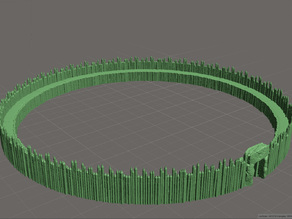 Motte-and-Bailey 28mm
