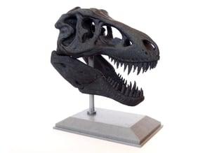 T-rex skull (Makerbot)