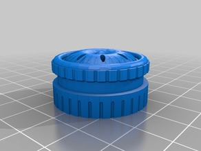 Rubber wheel for toy