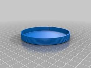 Fibre Fiber Laser Engraver Lens Cap Cover 89mm