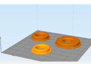 Creality Ender 3 Spool Inserts