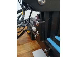 CR10-S Z Limit Switch Spacer
