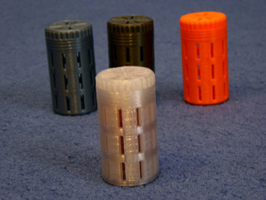 Silica Gel Canister (30mm for filament reels)