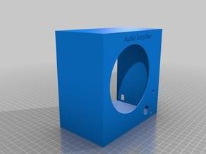 Audio Amplifier Case