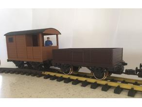 G  Scale Wagons (1/32)