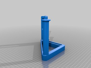 Da Vinci 1.0 PRO filament holder Large spools