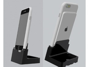 Dock / Stand for Iphone 6 and 6s with battery case