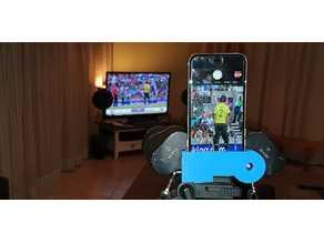 10X50 Binoculars photo adapter to iPhone 6 camera