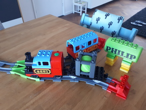Lego Duplo train specials